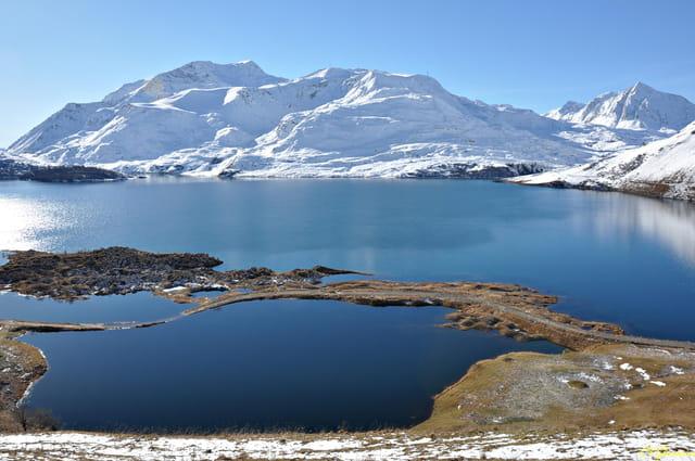 Lac du Mont-Cenis 5