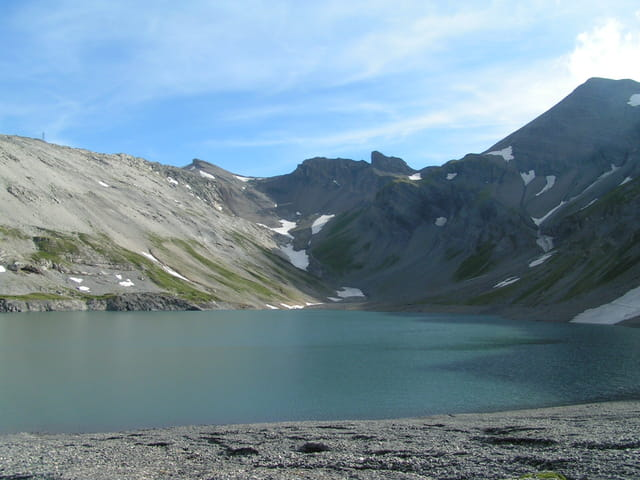 Lac du vieil émosson