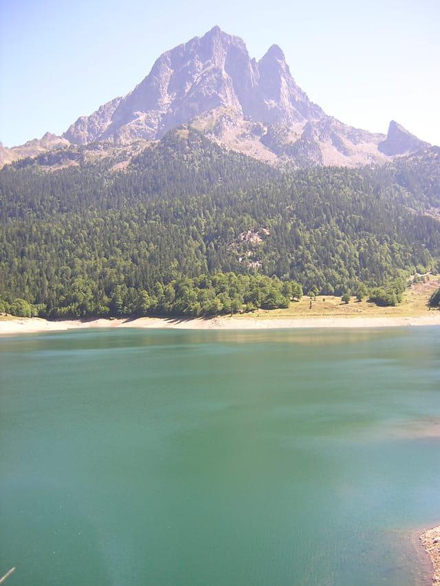 Lac et pic