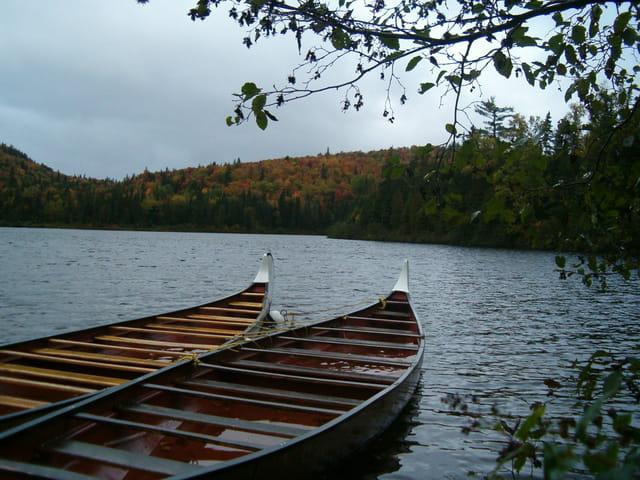 Lac et tranquilité