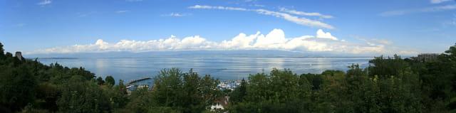 Lac Leman 24 Aout 2007