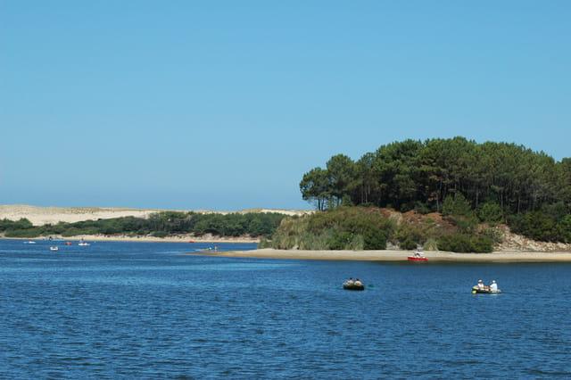 Lac marin - vieux boucau