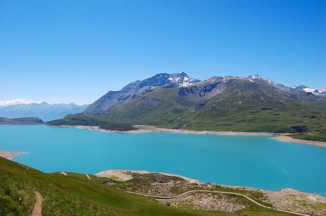 Lac mont cenis