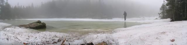 Lac mystérieux