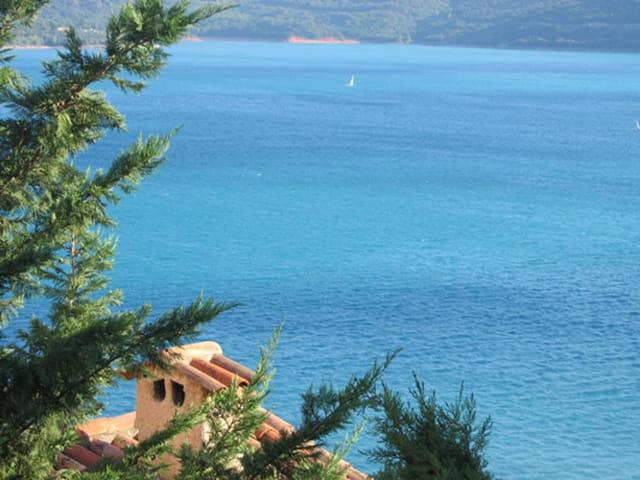 Lac Sainte-Croix