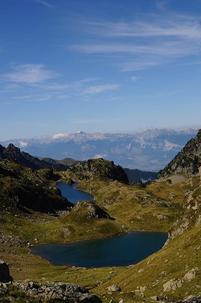 Lacs Claret et Longet