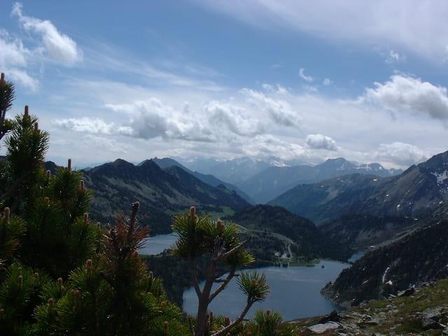 lacs d'Aumar et d'Aubert