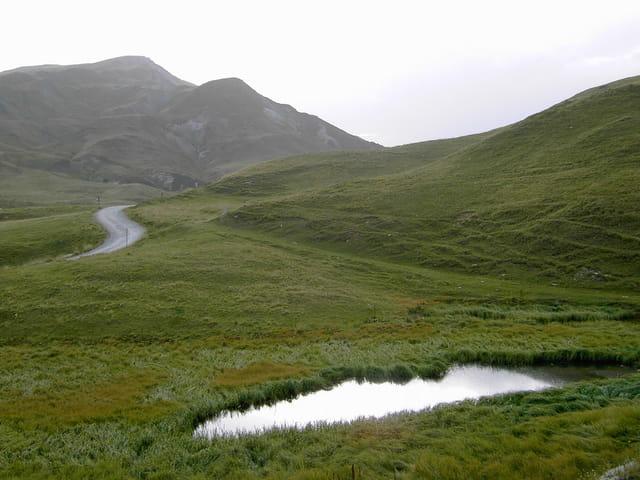 Lacs de la motte & cormet d'arèches