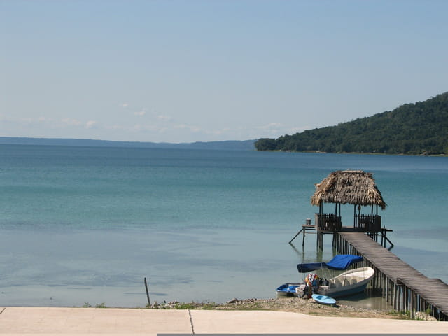 Lago Izabal