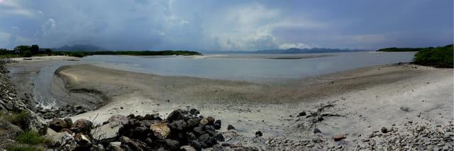 Lagune de Punta Chame