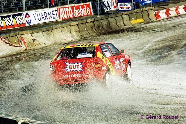 Lancia Integral Trophée Andros fevrier 1994