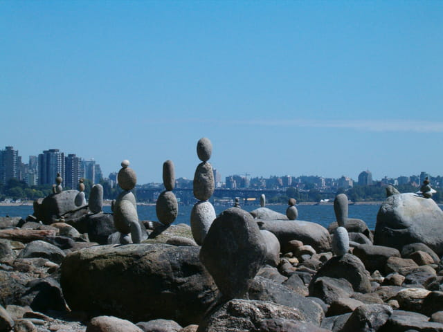 Land'Art à Vancouver