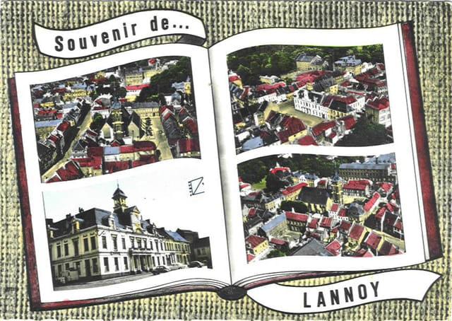 Lannoy - Vue d'ensemble