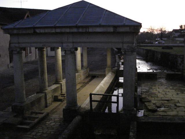 Lavoir ou temple