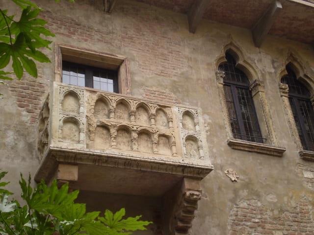 Le balcon de Juliette