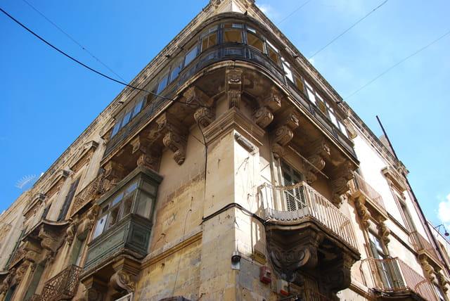 le balcon en angle