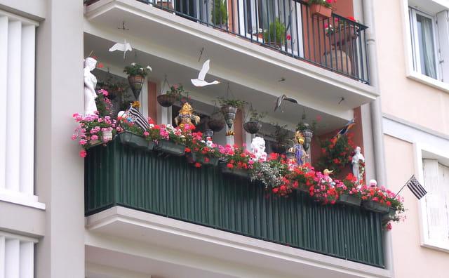 Le balcon extraordinaire