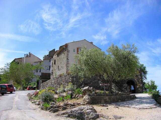 Le bas du village (1)
