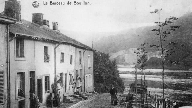 Le berceau de Bouillon
