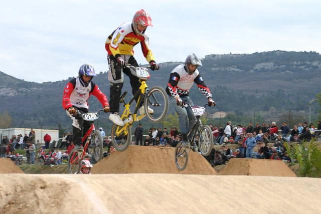 Le BMX Race