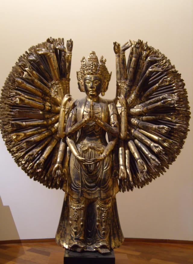 Le Bodhsattva aux mille bras