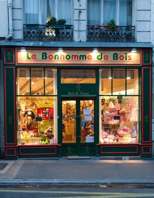 Le Bonhomme de Bois par ALAIN ROY sur LInternaute ~ Le Bonhome De Bois