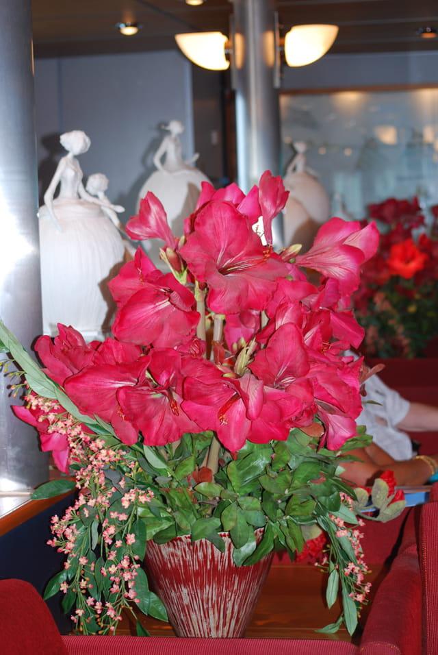 Le bouquet de fleurs par genevieve lapoux sur l 39 internaute - Le bouquet de fleurs ...