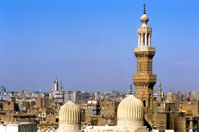 """Le Caire, """"la cité aux mille minarets"""""""