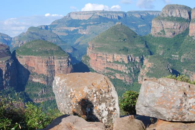 Le canyon Blyde River