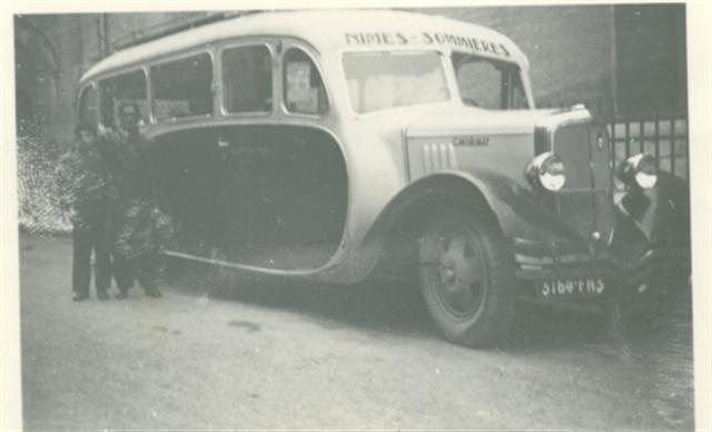 Le car de mon grand-père