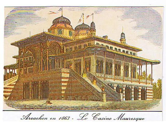 Le casino Maureque