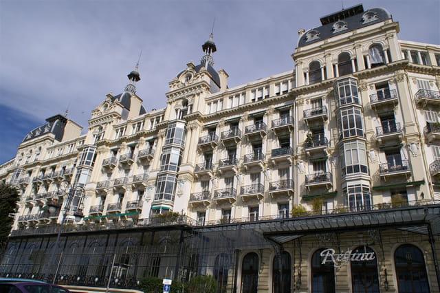 Le célèbre hôtel régina