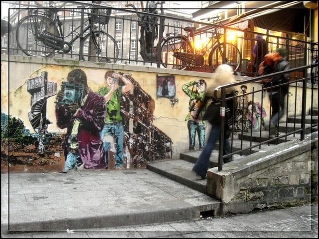 Le charme discret du Quartier latin