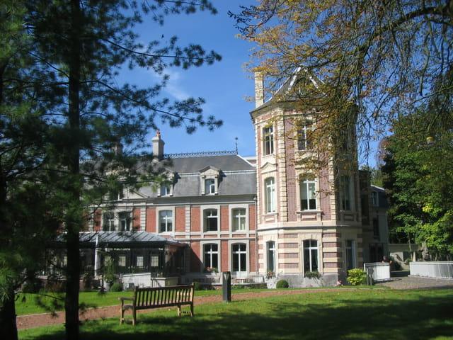 Le château de Beaulieu