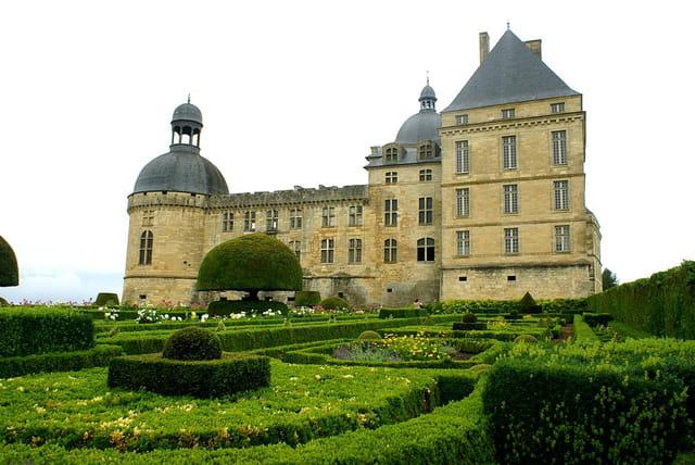 Le chateau de Hautefort