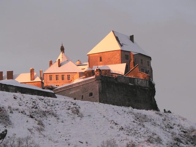 Le Château de Joux