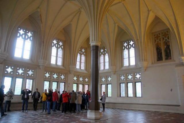 le château de Marienbourg