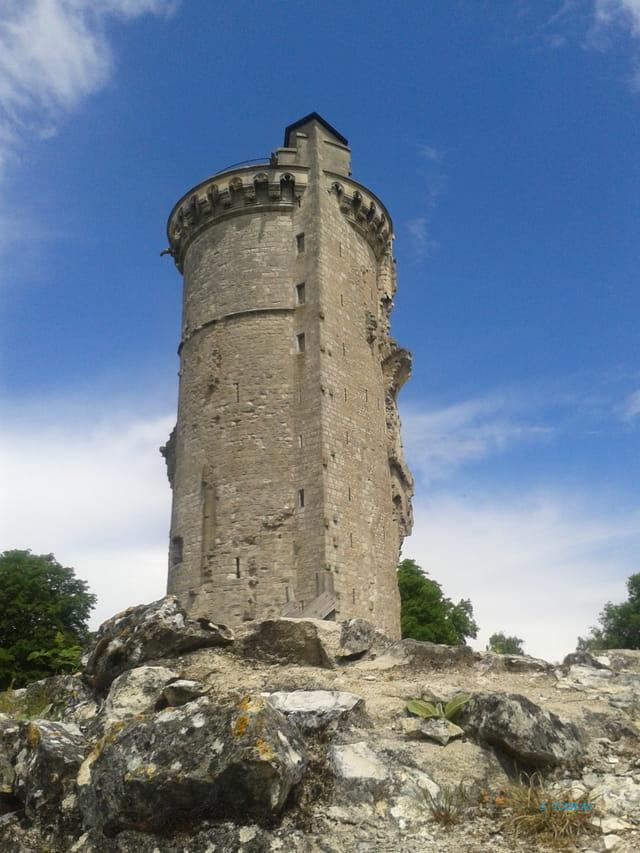 Le chateau de Mehun sur Yèvre