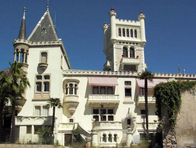 Le Château de mon Enfance