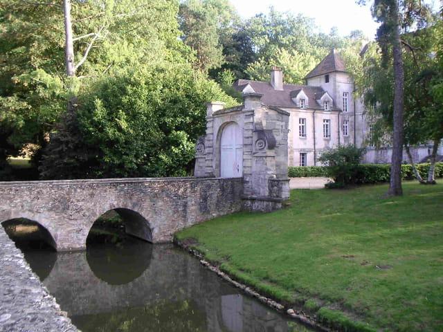 Le château du pont