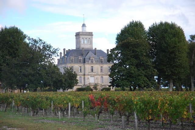 le château Larose Trintaudon