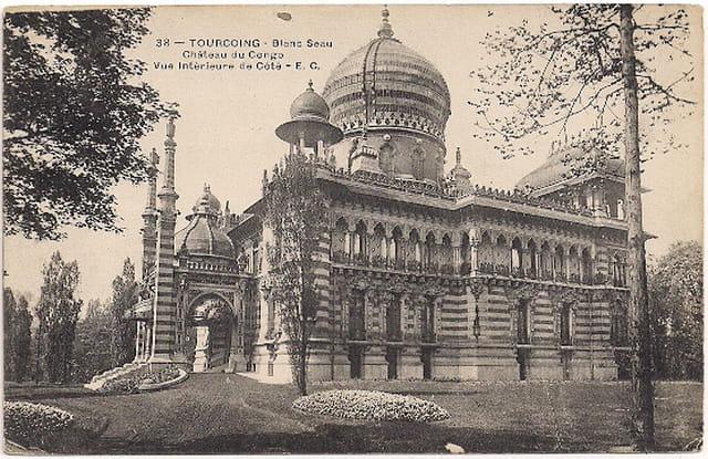 Le château Vaissier ou le Palais du Congo