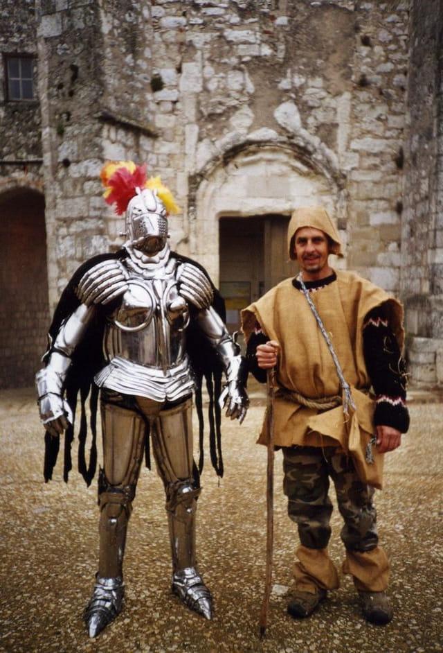 Le chevalier de pujols