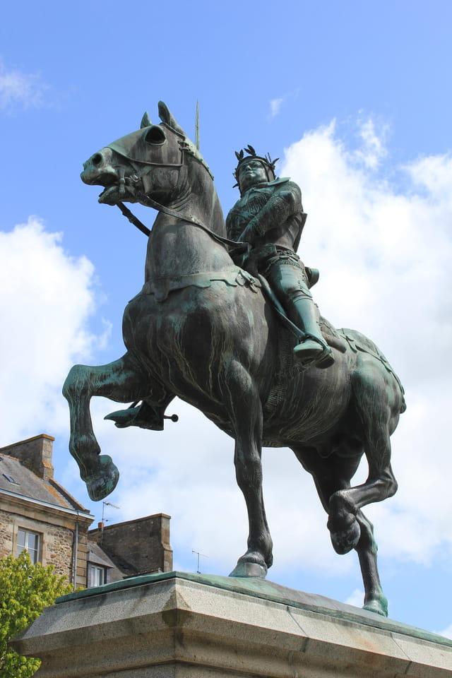 Le chevalier Du Guesclin
