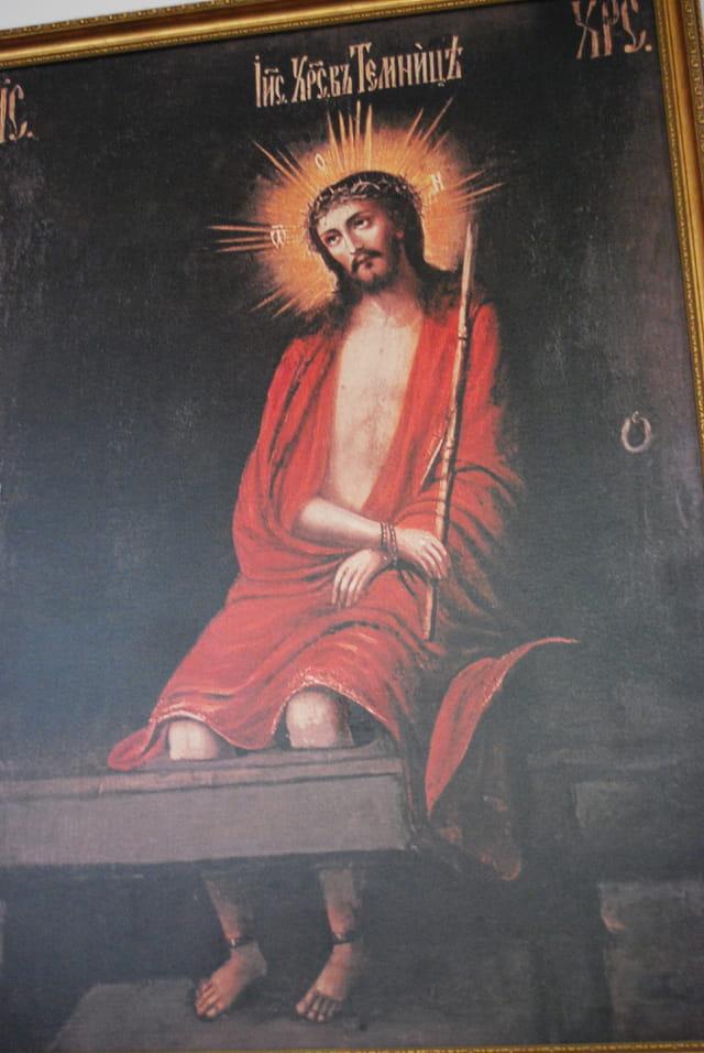 le Christ de la cathédrale de la Dormition