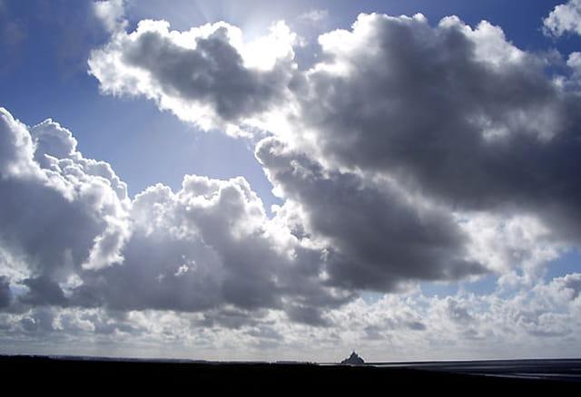 Le ciel de saint-michel