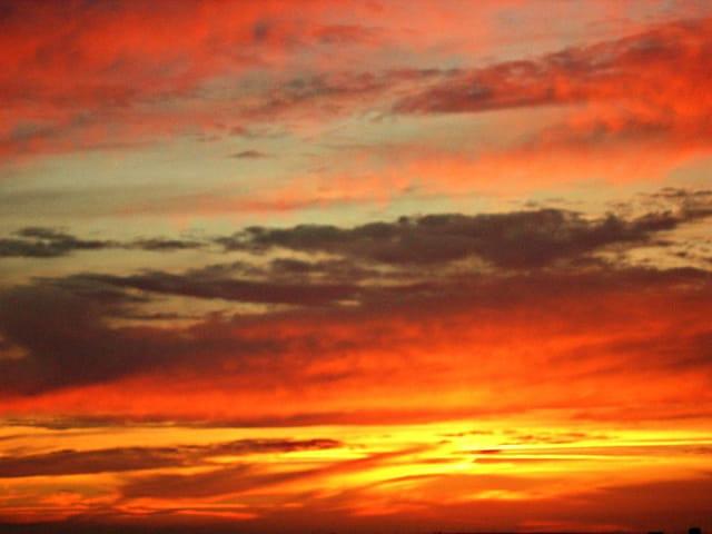 Le ciel pour nous....