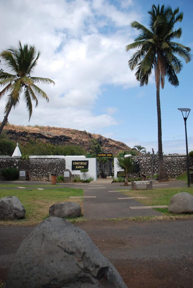le cimetière marin de Saint Paul