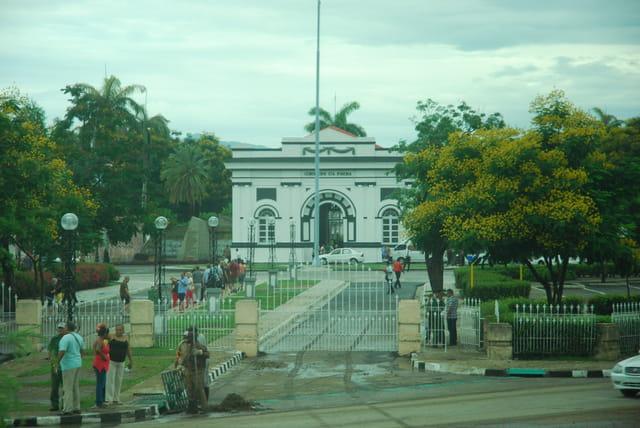 le cimetières des célèbrités de Santiago de Cuba