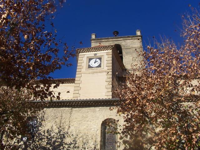 Le clocher de mon village